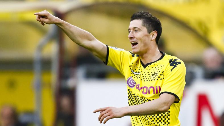 Polak w barwach Borussii Dortmund