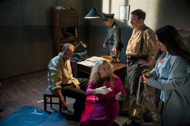 "Spektakl ""Karski"", fot. TVP"