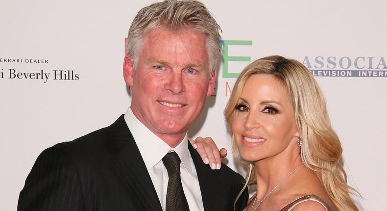 Who Is Camille Grammer's Husband David C. Meyer?