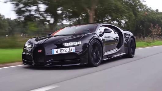 Bugatti Chiron - pierwszy test i recenzje | +wideo