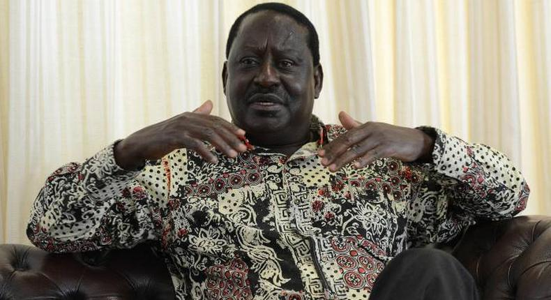 (Former Prime Minister Raila Odinga) I did not ask any community to cremate the dead - Raila Odinga clarifies
