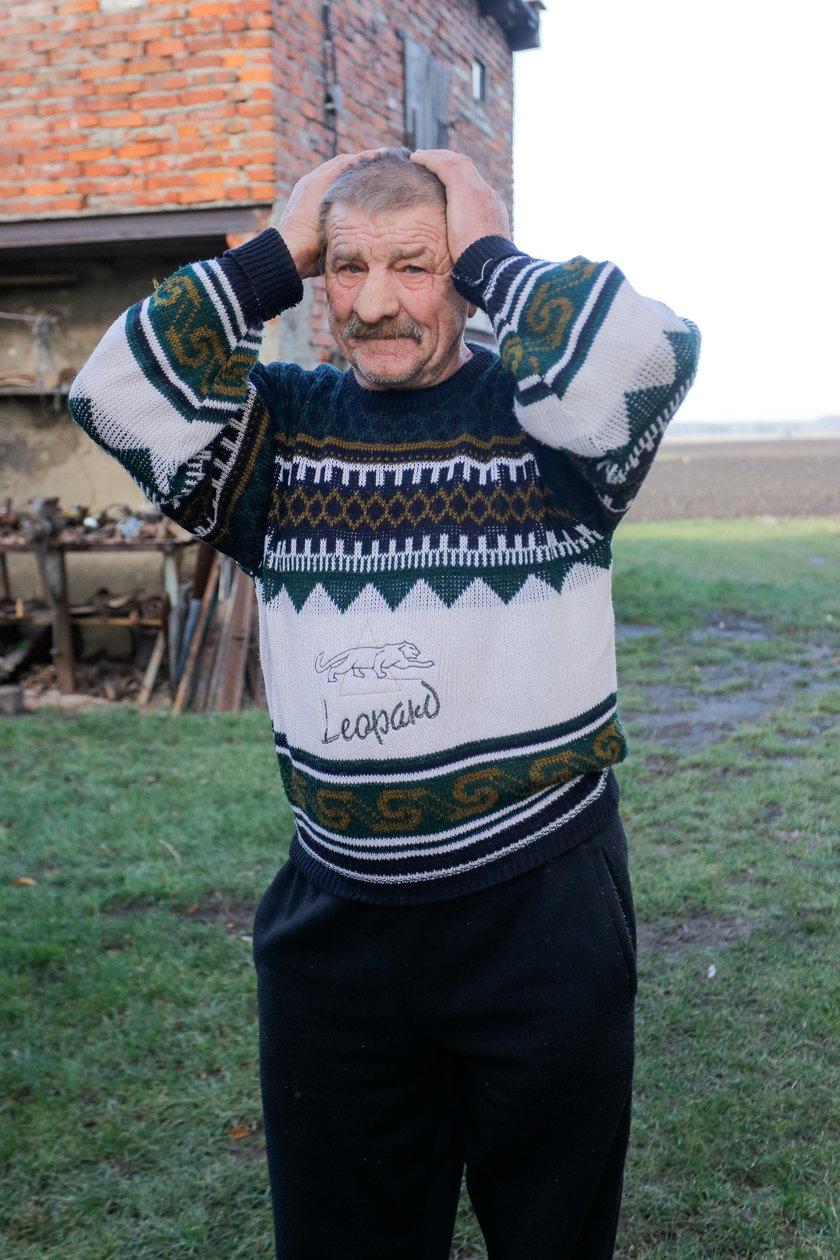 Sąsiedzka kłótnia w Karszowie