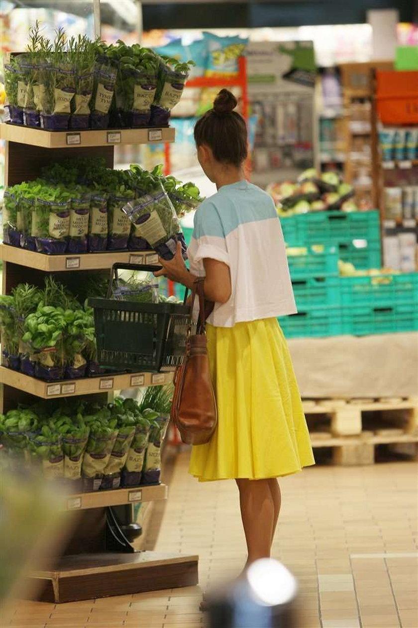 Brodka kupuje zioło! Zobacz jakie! FOTO