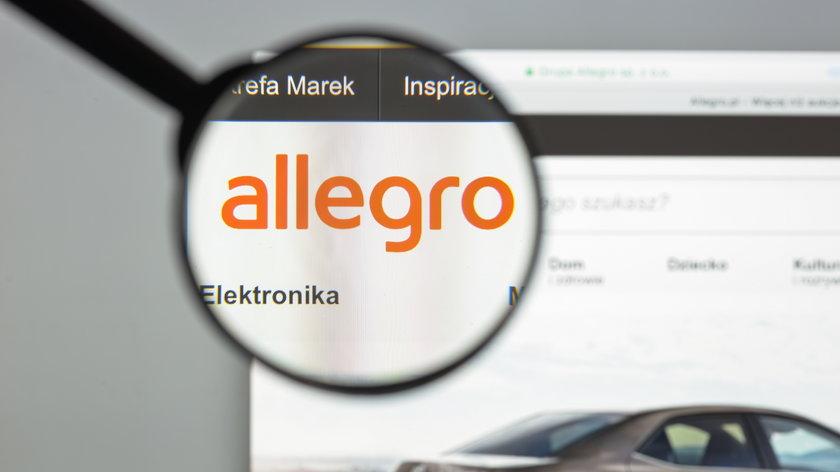 Allegro nowe oszustwo z wyłudzeniem danych kupujących