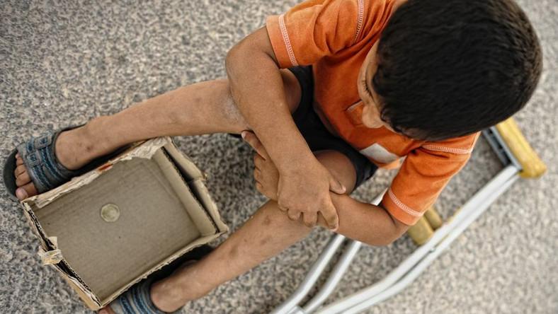 Mafie w Europie zarabiają na handlu romskimi dziećmi