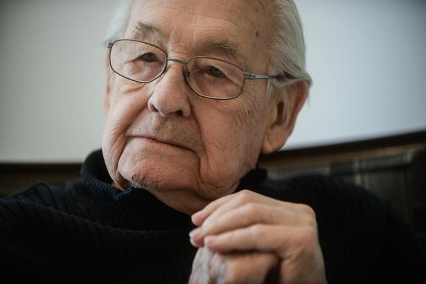 Andrzej Wajda, fot. PAP/Jakub Kamiński