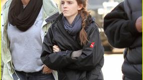 """Noah"": Russell Crowe, Jennifer Connelly i Emma Watson na zdjęciach z planu"