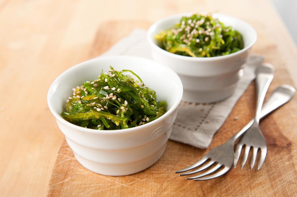 10 morskich superproduktów: Algi