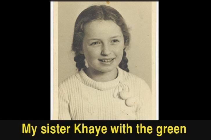 Moją Siostrę Chaję Spalili żywcem Wiersz Binema Hellera W