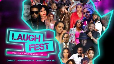 "Laugh for a cause: JoyfulJoy presents ""Laughfest"" Season 3!!"