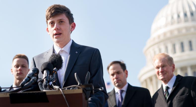 Harvard drops Parkland voice for gun rights