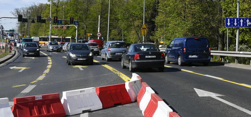 Kierowcy o remoncie na Popowicach: Do FAT-u bez tragedii, gorzej na most Milenijny!