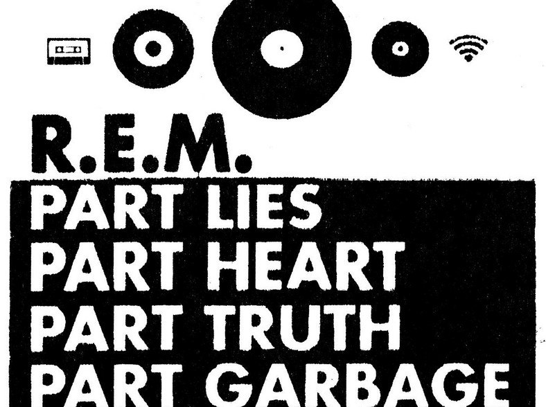 """Part Lies, Part Heart, Part Truth, Part Garbage: 1982 - 2011"""
