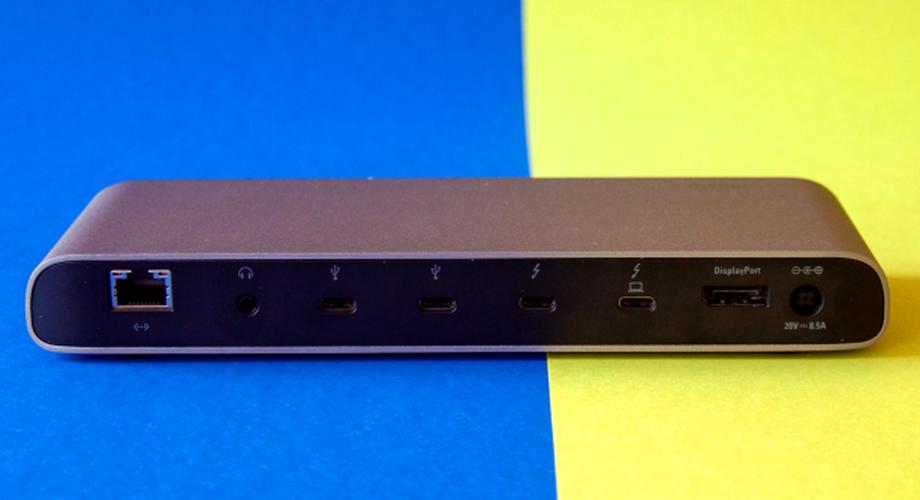 Elgato Thunderbolt 3 Pro Dock im Test: 5K per USB-C