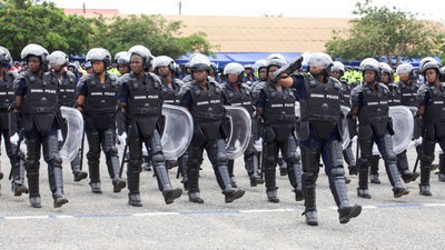 Police on high alert over terrorist attack in Tamale and Bolga