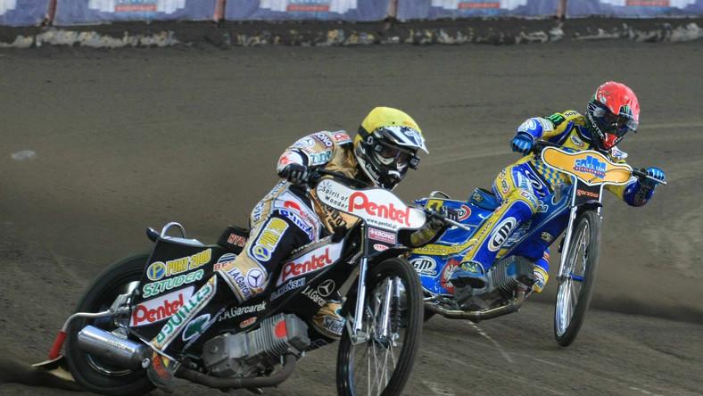 Gollob i Hampel znowu walczą o podium w Pradze