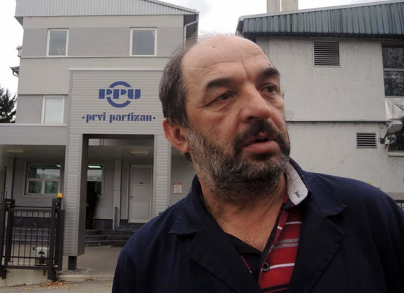 Milovan Milović štrajkuje glađu zbog premeštaja na drugo radno mesto