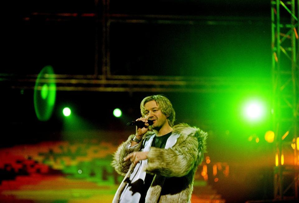 2001 rok – Andrzej Piaseczny