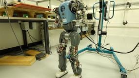 Roboty uczą się naturalnego chodzenia