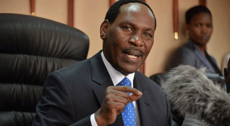 Present yourselves to KFCB offices or nearest police station – Ezekiel Mutua to Ethic after their public apology