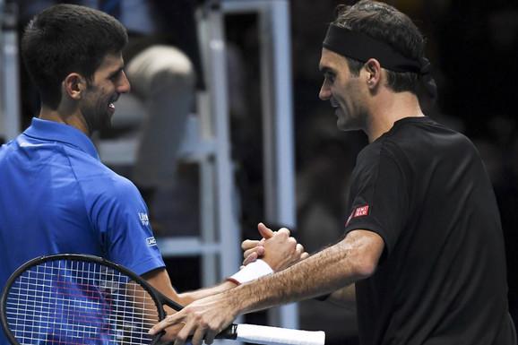 ŠVAJCARSKA U ŠOKU! Novak Đoković posle bolnog poraza od Rodžera Federera priznao: On mi je uzor, on me INSPIRIŠE!