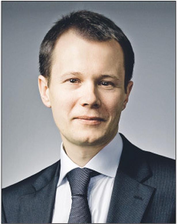 Dominik Gałkowski, adwokat, partner w kancelarii Kubas, Kos, Gaertner Fot. Archiwum