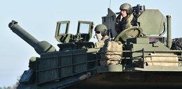Amerykańskie czołgi zatrzymane. Przez polskich grzybiarzy!
