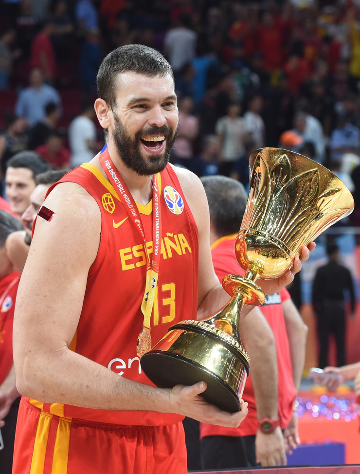 Mark Gasol nije samo dvostruki šampion, on je i veliki humanitarac