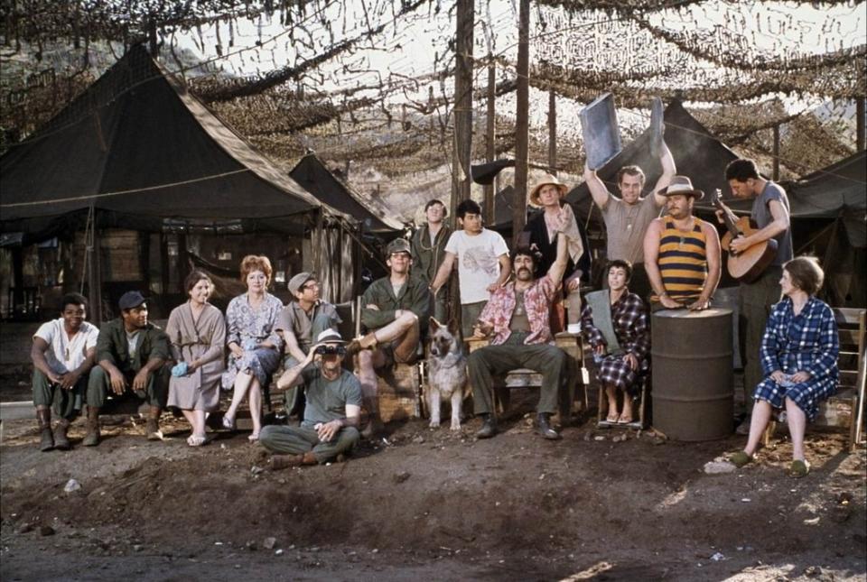 """MASH"", reż. Robert Altman, 1970 r."