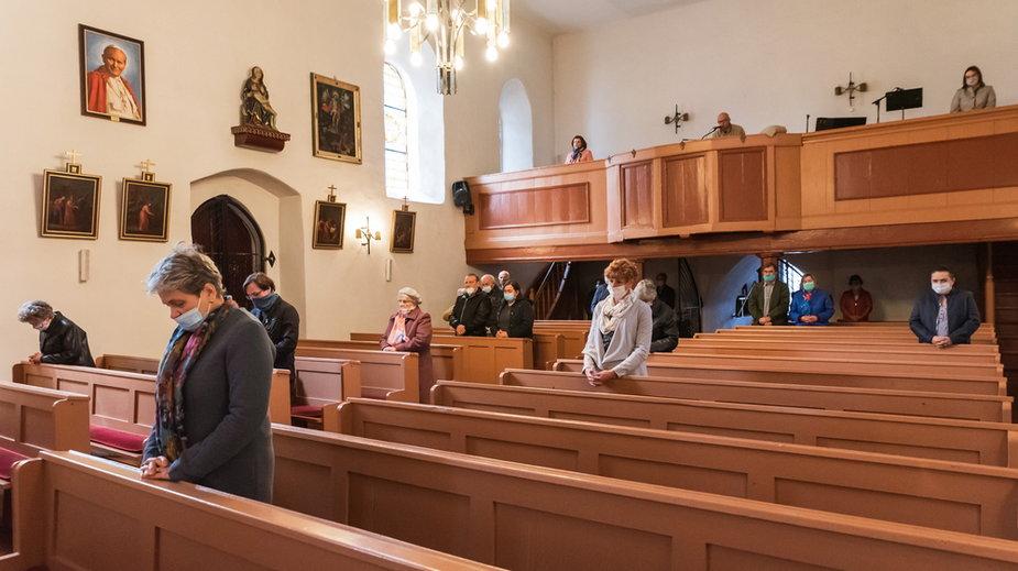 Biskupi: w święta nie musimy uczestniczyć w mszy świętej