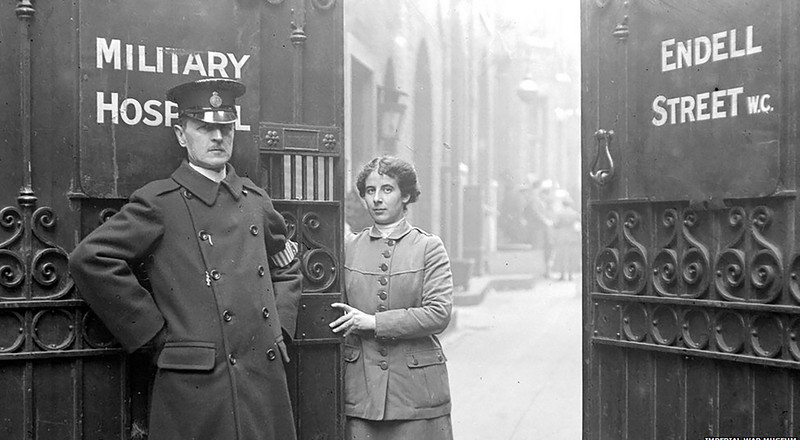 The Women Doctors Who Fought to Serve in World War I