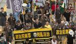 VELIKI PROTEST U HONGKONGU Desetine hiljada ljudi izašlo na ulice zbog odluke Suda