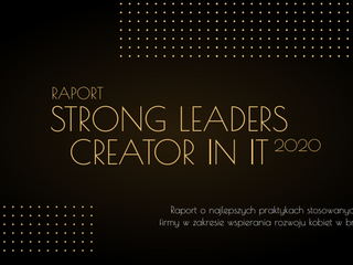 Strong Leaders Creator in IT 2020