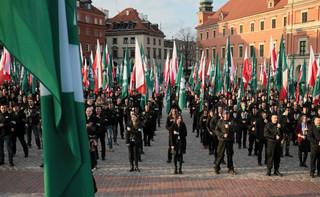 Biedroń: Prezydent Warszawy mogła i powinna rozwiązać marsz ONR-u