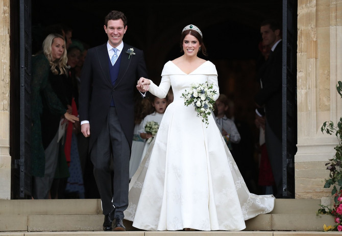 Princeza Evgenija i Džek Bruksbenk