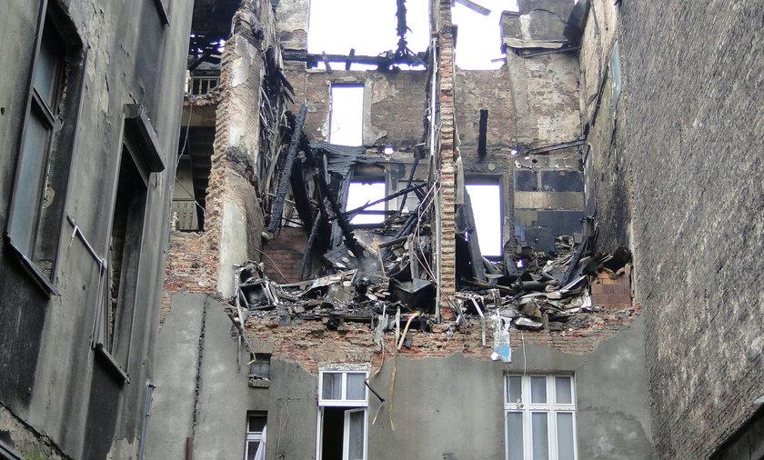 mieszkanie w ktorym nastapil wybuch