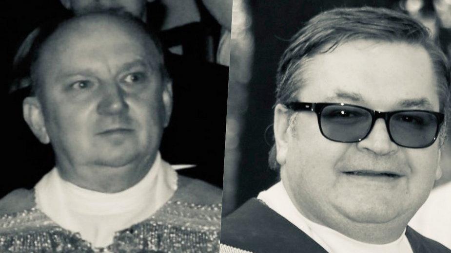 Zmarli dwaj księża