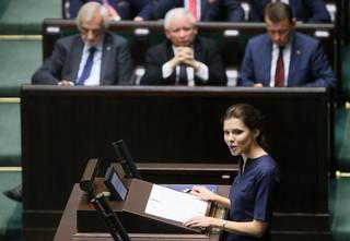 Banasiuk w Sejmie: Co się stało, że w pośpiechu odrzucany jest projekt ws. aborcji