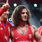 OD ŠIPKE U GLAVU DO BRONZE OKO VRATA! Životna priča Gruzijca koji je Srbiji doneo medalju u Tokiju OSTAVLJA BEZ DAHA!