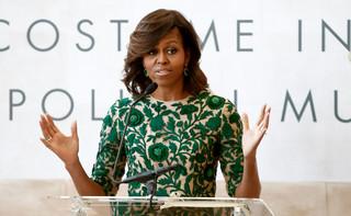 USA: Michelle Obama najbardziej podziwianą kobietą. Hillary Clinton pokonana