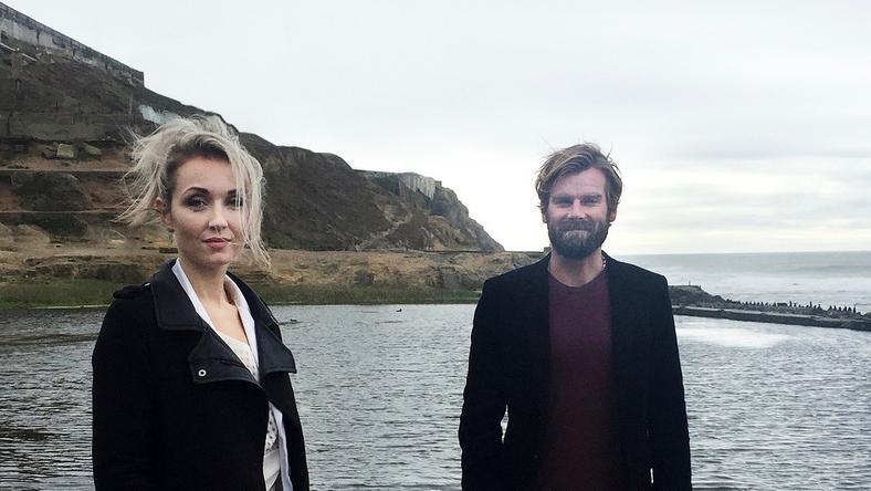 Thordis Elva i Tom Stranger