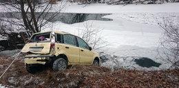 Auto w rzece! Zginęła rodzina z dzieckiem