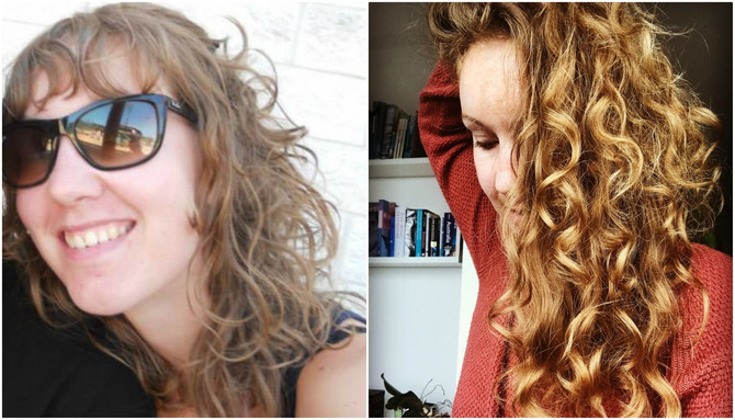 Prestala je da pere kosu i sada ima predivne, definisane lokne