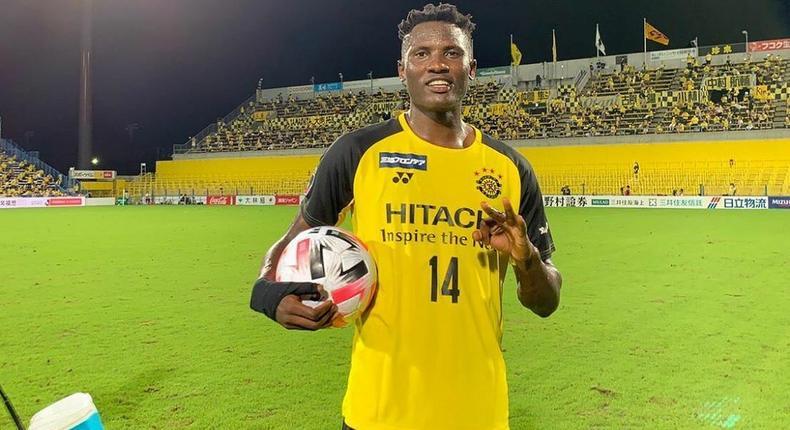 Michael Olunga Oganda (Courtesy)