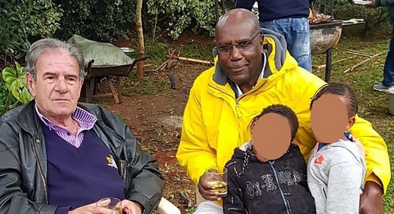 Body of Dutch billionaire Tob Cohen found in a manhole in Lower Kabete