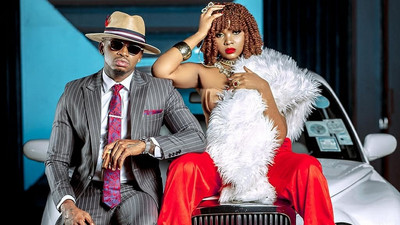Diamond drops much anticipated Collabo with Zuchu, fans can't get enough of the video