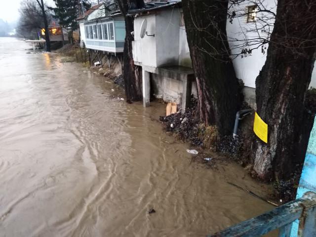 Nabujali Lim jutros prešao kotu vanredne odbrane od poplava