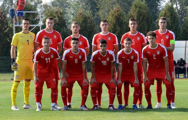Omladinska fudbalska reprezentacija Srbije