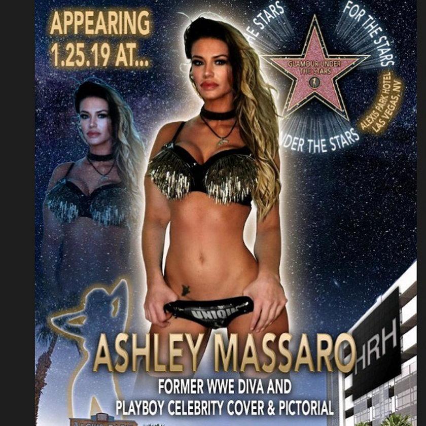 Nie żyje Ashley Massaro