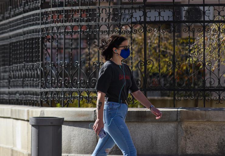 Novi Sad79 novosadjanke moda korona virus vandredno stanje foto Nenad Mihajlovic